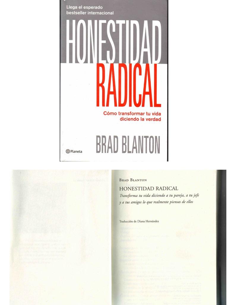 Brad blanton honestidad radical malvernweather Image collections