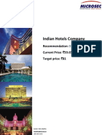 Indian Hotel PPT
