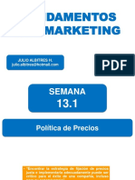 Politica de Precios en marketing