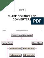 Powe Electronics Unit2 Ppt