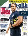 Mens Health USA №11 2015