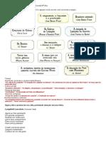 8º Ano Tipologia Literatura de Cordel Com Gabarito Docx