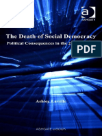 The Death of Social Democracy [Ashley Lavelle]