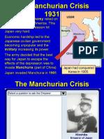 Manchurian Crisis 2011