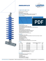 Data Sheet Rodurflex Composite Line Post