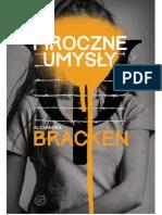 Bracken Alexandra - Mroczne Umysły 1 - Mroczne Umysły