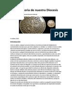 Breve historia de nuestra diócesis. Orihuela