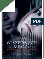 Mead Richelle - Akademia Wampirów 2 - W Szponach Mrozu