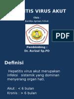 Hepatitis Virus Akut