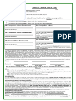 Address Change Form - CDSL (1).pdf