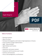 Agile in Automotive – State of Practice 2015