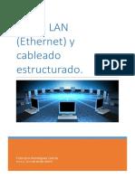 Redes LAN y cableado estructurado