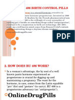 Buy RU 486 safe Abortion pills online