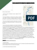 De Málaga a Malagón - Escapada a Castilla La Mancha