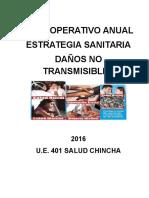 Plan Operativo Anual Hta- Dm