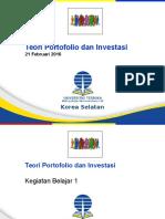 Teori Portofolio dan Investasi_Pertemuan ke 01_Muhammad Hidayat & Imas Noviyana.pptx