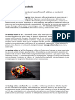 <strong>ver motogp online android</strong>