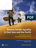 Gender Asia Pacific 2012
