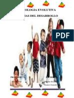 Psicologia Evolutiva -Teoria Del Desarrollo