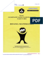 SOAL OSN MATEMATIKA SMP 2015 TINGKAT KABUPATEN.pdf