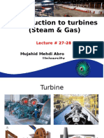 Introduction to Turbine
