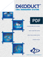 Decoduct Cable Management Systems 03-04-2013