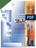 Plan de Seguridad G&D PROYECTOS