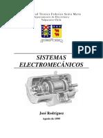 Apuntes de Maquinas Electricas - Sistemas electromecanicos
