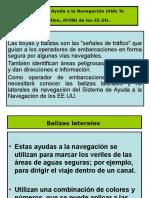 1ra Clase - Sistema de Ayuda a La Navegación