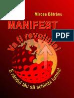 Manifest, Va Fi Revolutie
