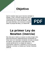 Leyes Newton
