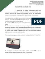 Programacion CNC