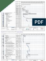 EPCIC Schedule Plan
