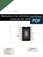 Rapport Voltmeter