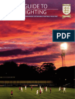 Fa Guide to Floodlighting