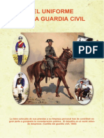 Revista Uniformidad de la Guardia Civil