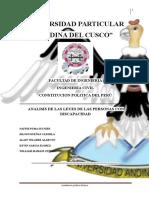 Informe Derechos de Discapacitados (1)