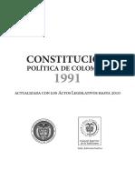 Constitucion Interiores