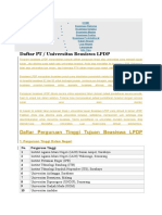 LPDP [informasi beasiswa]