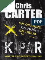Chris Carter - Kipar