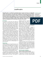 Aquaporin 4 and Neuromyelitis Optica