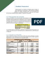 Estudio Financiero y Eocnomico