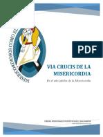 Viacrucis de La Misericordia - OMP El Salvador Impresion
