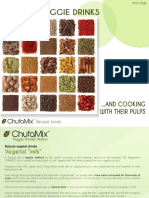 Chufamix Recipe Book Eng