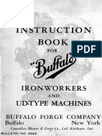 Buffalo Ironworker Manual