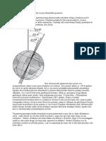 Astronomski Deo Matematičke Teorije Klimatskih Promena