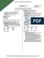 Manual bomba Cat 05183