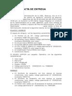 ACTA DE ENTREGA enero 2016.docx
