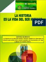 Etapas Generales Del Cuadro Historico