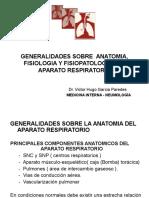 Generalidades Sobre Anatomia, Fisiologia y Fisiopatologia - Clase 1